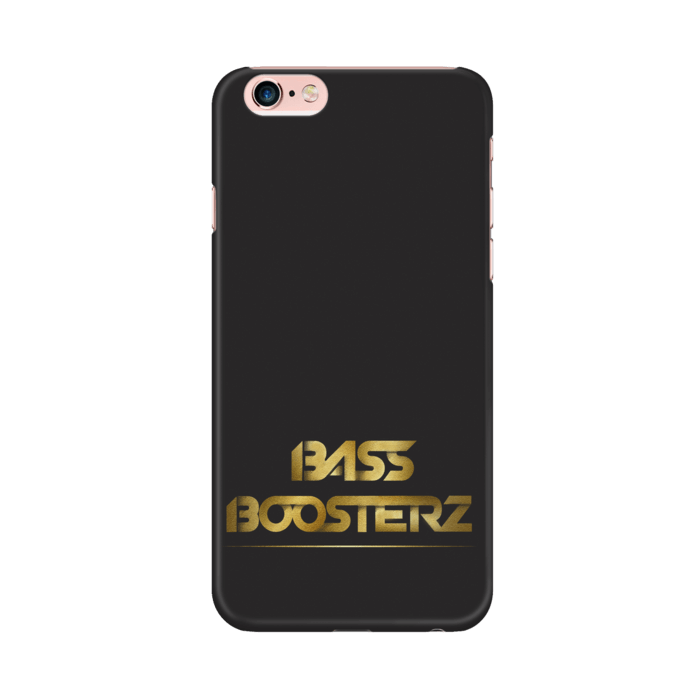 BassBoosterz iPhone Case