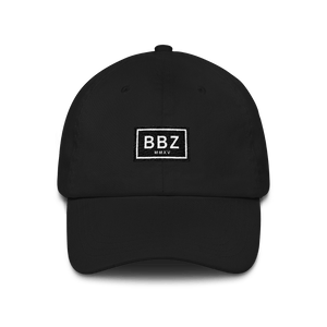 BBZ Dad hat - Black