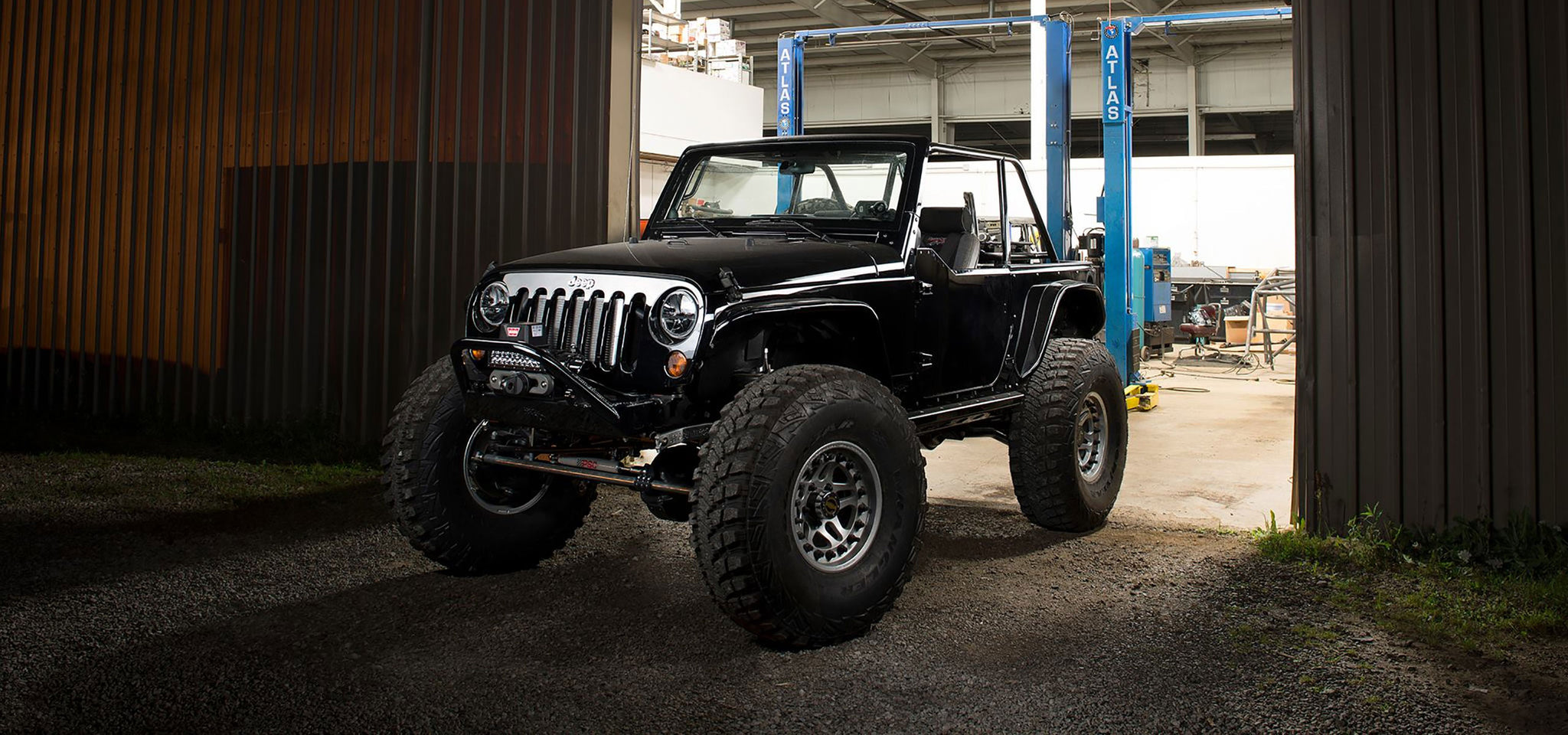 Unlimited Offroad Centers Jeep Accessories And Upgrades