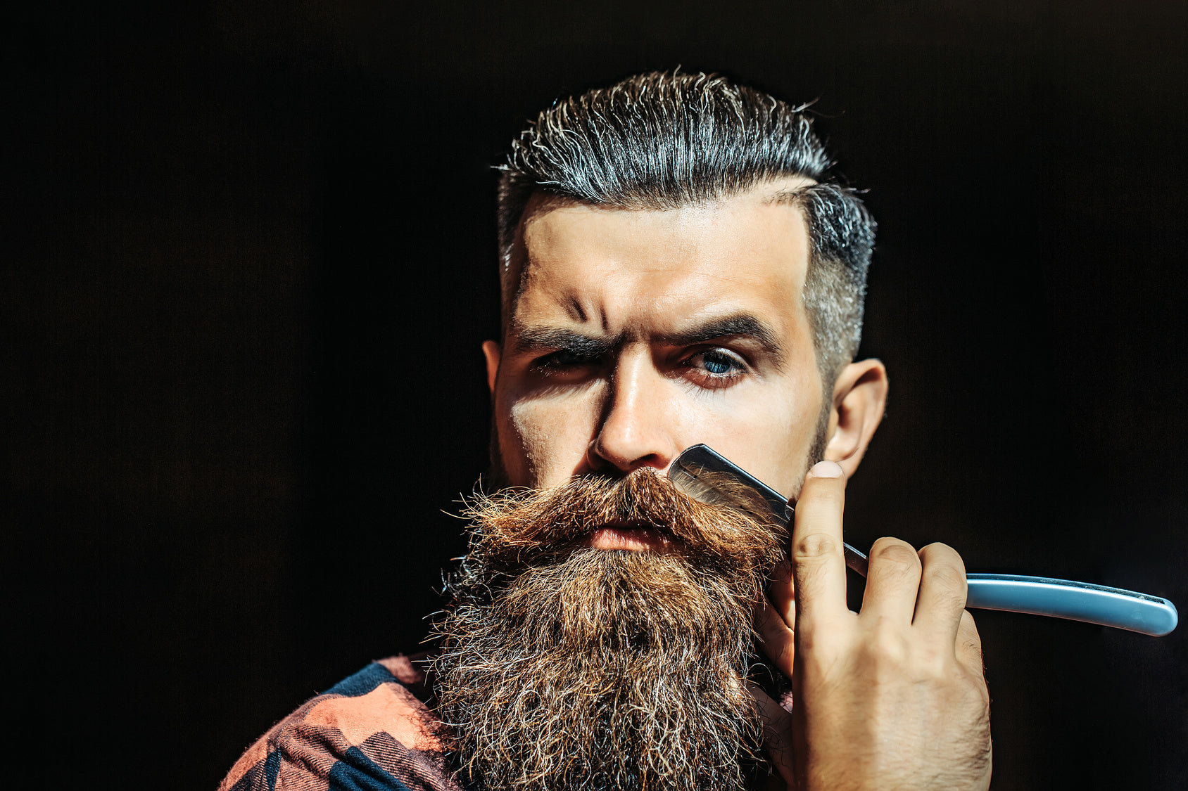 Man with epic beard - This is how to grow a beard