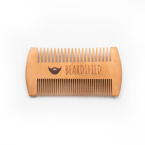 Wooden Comb - Beardified
