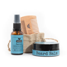 Basic Beard Care Combo - Augustine - Beardified