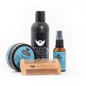 Essential Beard Care Combo - Augustine - Beardified