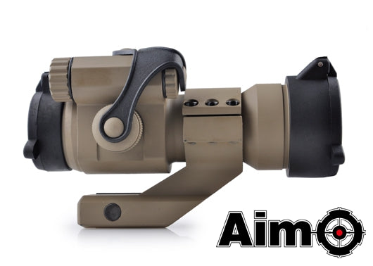 AIM M2 Red/Green Dot Sight Cantilever Mount