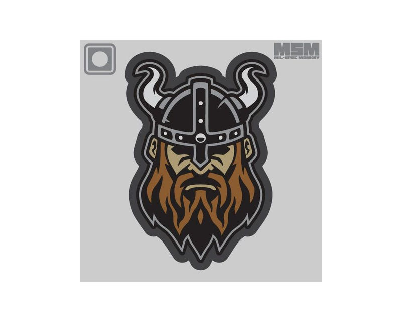 MSM Viking Head 1 PVC