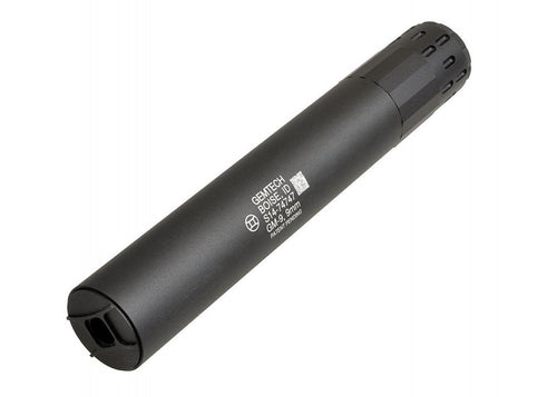 Madbull Gemtech GM-9 Barrel Extension in Blk