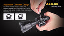 Fenix ALG-00 Flashlight Mount