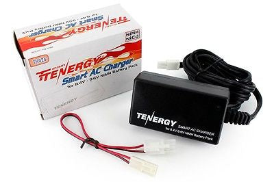 Tenergy Basic Smart NimH Charger