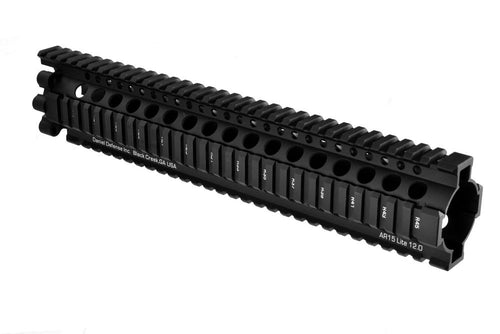 Madbull Daniel Defense Licensed 12.0 Lite Rail Blk