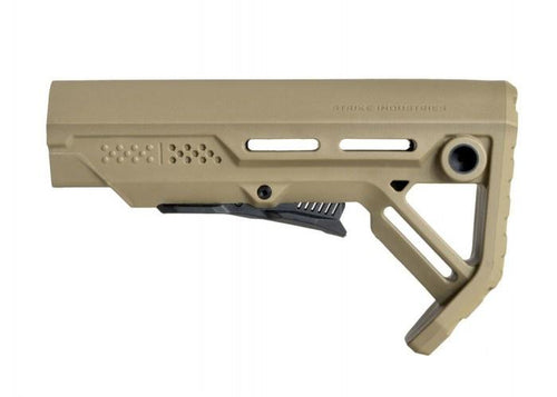 Strike Industries Viper MOD-1 Stock FDE