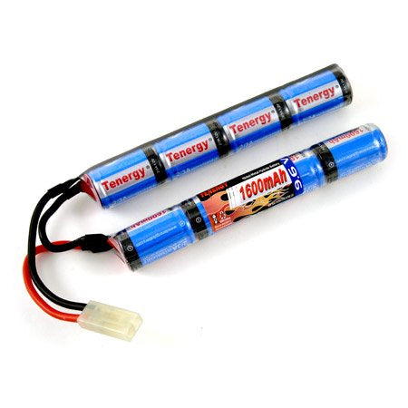 Tenergy 9.6v NiMh Nun-Chuck Battery