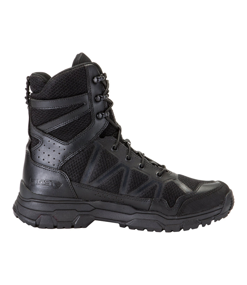 "First Tactical 7"" Operator Boot Black"