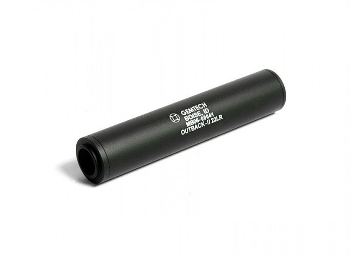 Madbull Gemtech Outback Pistol Suppressor -14mm