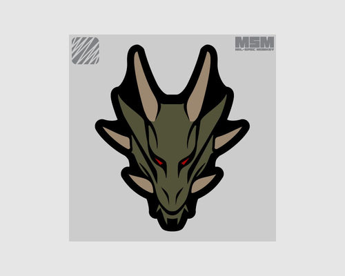 MSM Dragon Head
