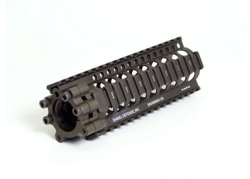 Madbull Airsoft Daniel Defense 7'' Lite Rail in FDE