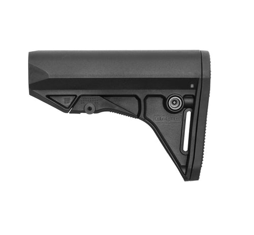PTS Enhanced Polymer Stock Compact (EPS-C) Black