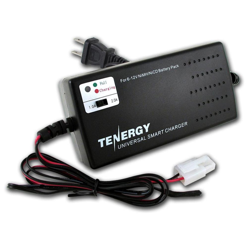 Tenergy Universal Smart Charger for NiMH Batteries