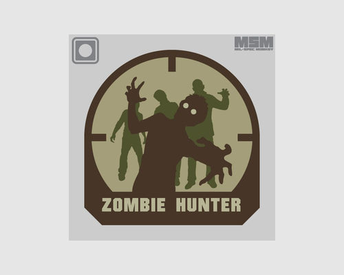 MSM Zombie Hunter PVC