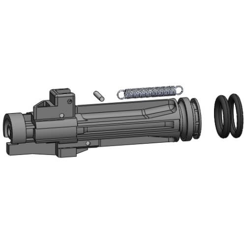 GHK Loading Nozzle for G5 (G5-15)