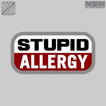 MSM Stupid Allergy