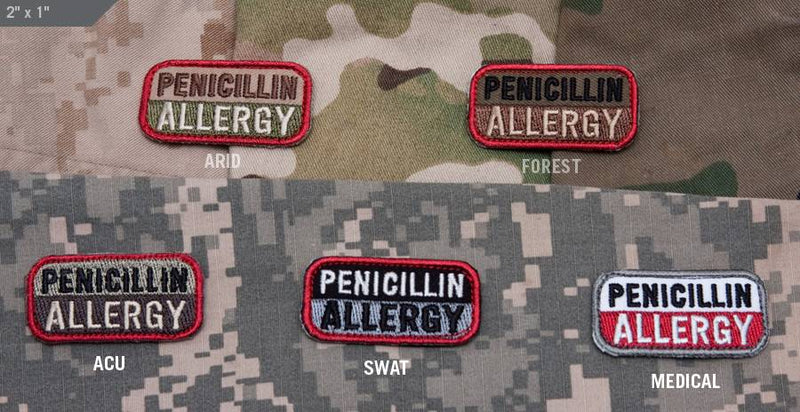 MSM Penicillin Allergy