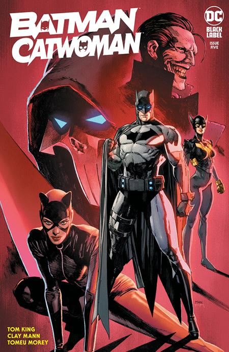 BATMAN CATWOMAN #5 (OF 12) CVR A CLAY MANN (MR) (4/21/21)