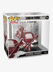 Funko Pop! Albums: Linkin Park - Hybrid Theory (Ships February 2021)
