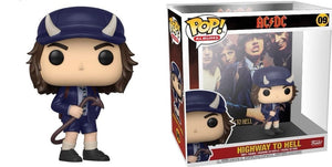 FUNKO POP! ALBUMS: AC/DC - HIGHWAY TO HELL (SHIP DATE TDB)