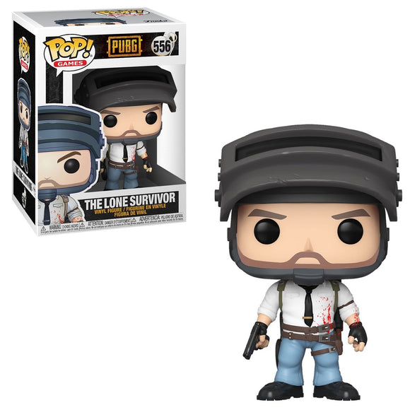 Funko Pop! PlayerUnknown's Battlegrounds - The Lone Survivor