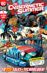 DC CYBERNETIC SUMMER #1 (ONE SHOT)