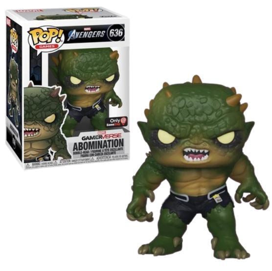 Funko Pop! Marvel's The Avengers - GameStop Exclusive Abomination