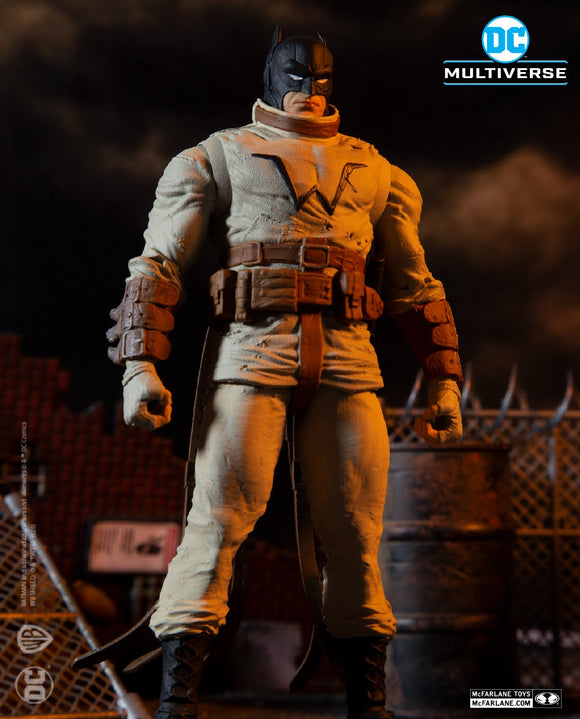 MCFARLANE DC MULTIVERSE - LAST KNIGHT ON EARTH - BATMAN (SHIPS FEBRUARY 2021)