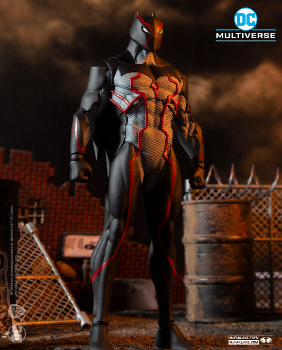 MCFARLANE DC MULTIVERSE - LAST KNIGHT ON EARTH - OMEGA (SHIPS FEBRUARY 2021)