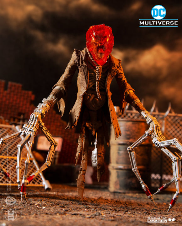 MCFARLANE DC MULTIVERSE - LAST KNIGHT ON EARTH - SCARECROW (SHIPS FEBRUARY 2021)