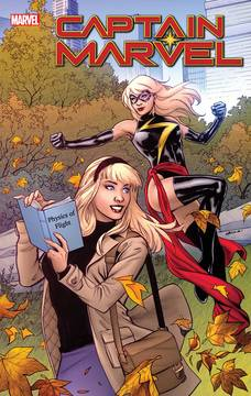 CAPTAIN MARVEL #15 LUPACCHINO GWEN STACY VAR