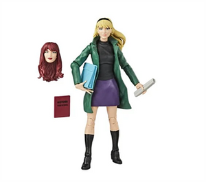 MARVEL LEGENDS - SPIDER-MAN: THE ANIMATED SERIES - GWEN STACY