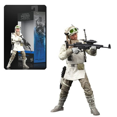 Star Wars - Black Series 2020 Series 2 - Hoth Rebel Trooper