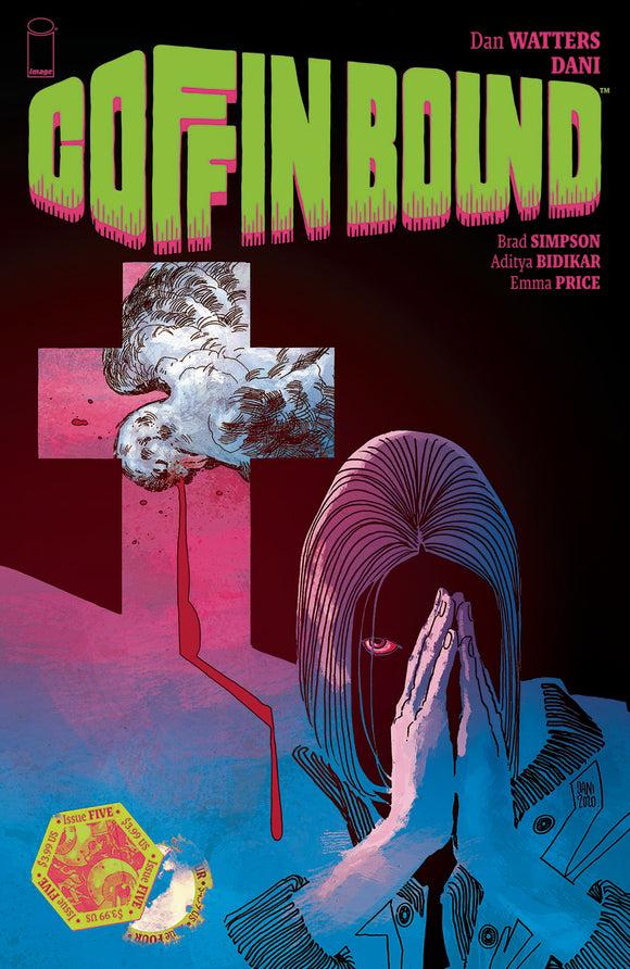 COFFIN BOUND #5 (MR)