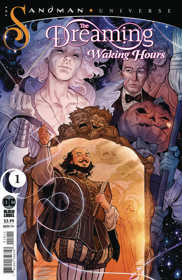 DREAMING WAKING HOURS #1 (OF 12) (MR)