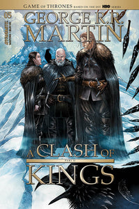 GEORGE RR MARTIN A CLASH OF KINGS #5 CVR A MILLER (MR)