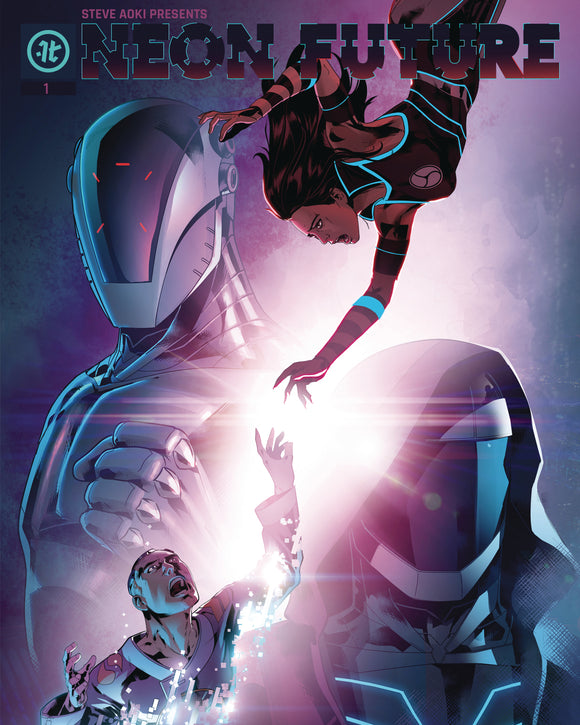 NEON FUTURE VOL 2 #1 (OF 6) CVR A RAAPACK