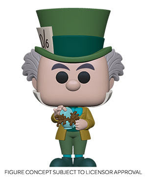 Funko Pop! Alice In Wonderland 70th Anniversary - Mad Hatter (Ships TDB)