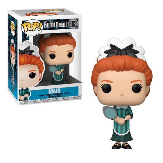 Funko Pop! Haunted Mansion - Maid