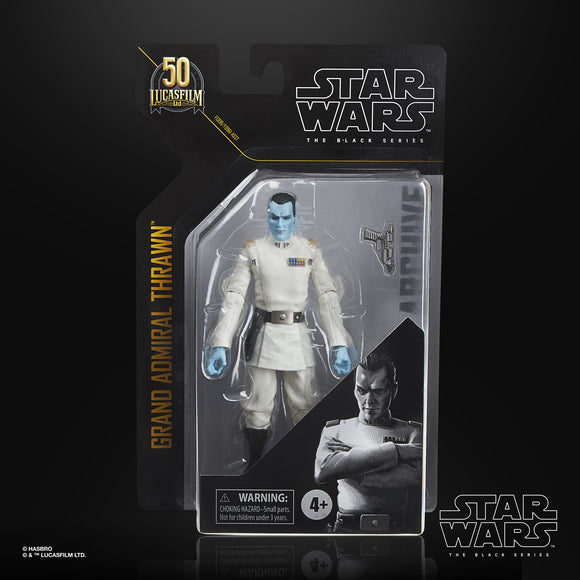 Star Wars - Black Series - Grand Admiral Thrawn (Ships Winter 2020)