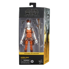STAR WARS: BLACK SERIES - CLONE WARS - AURRA SING (EST SHIP DATE AUGUST/SEPT 2021)
