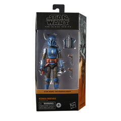 STAR WARS: BLACK SERIES - THE MANDALORIAN - KOSKA REEVES (EST SHIP DATE AUGUST/SEPT 2021)