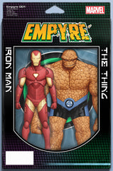 EMPYRE #1 (OF 6) CHRISTOPHER 2-PACK ACTION FIGURE VAR