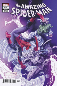 AMAZING SPIDER-MAN #46 BAGLEY VAR - Collector Cave