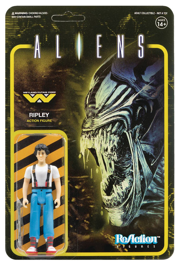 ALIENS - RIPLEY REACTION FIGURE