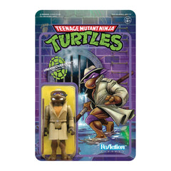 TMNT SUPER 7 - UNDERCOVER DONATELLO REACTION FIGURE
